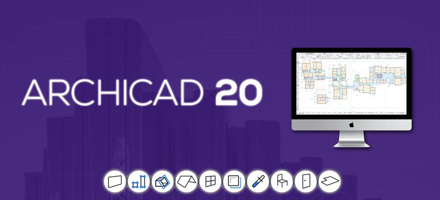 ARCHICAD 20 : l'information au cœur de la transition numérique