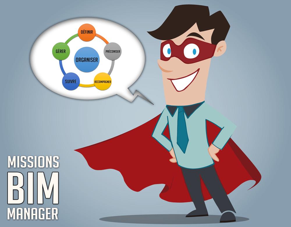 6 missions clés du BIM manager