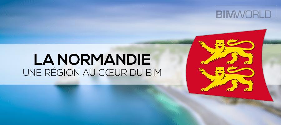 La Normandie : Une région au cœur du BIM