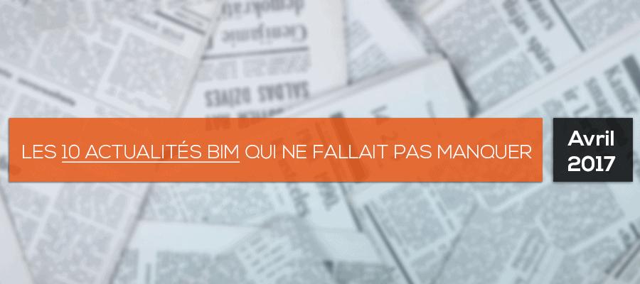 BIM Tour : Les 10 actualités BIM qui ne fallait pas manquer