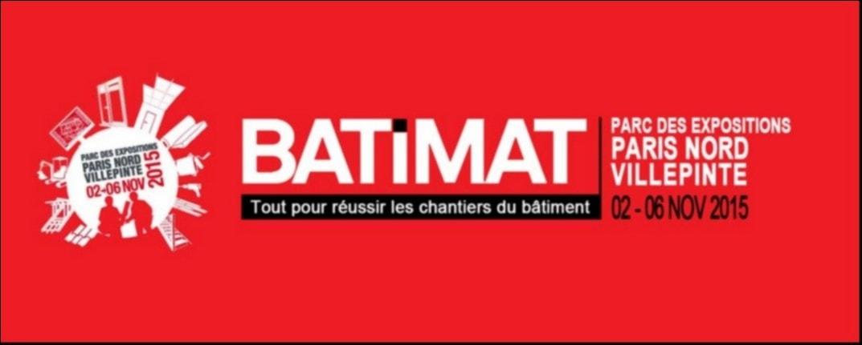 BATIMAT 2015 : BIM, impression 3D, Smart grids, réalité augmentée, transition numérique & énergétique !