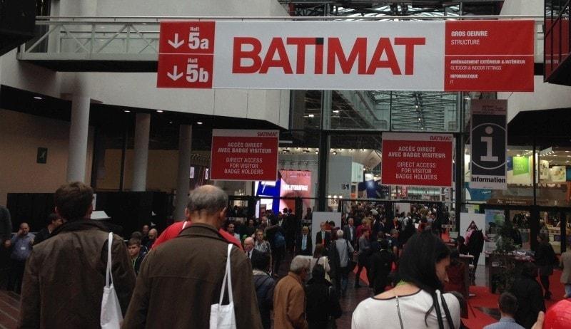 BATIMAT 2015 : Du BIM mais encore en stade de découverte