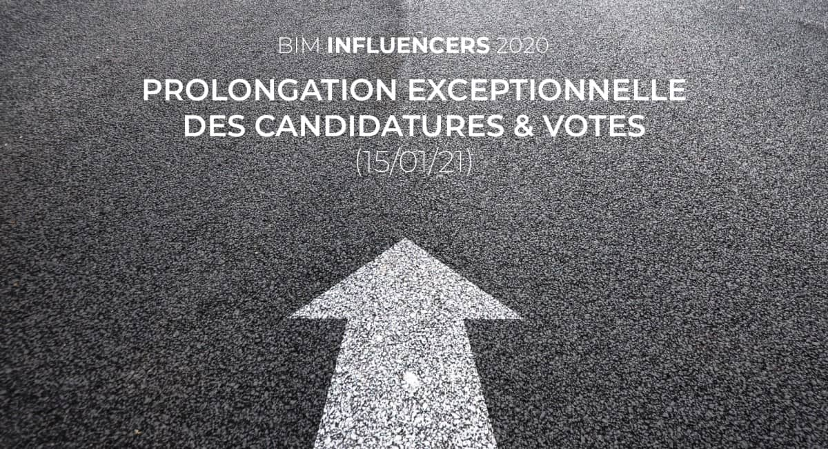 BIM-Influencers-2020 --- exceptional-extension-of-candidatures --- votes
