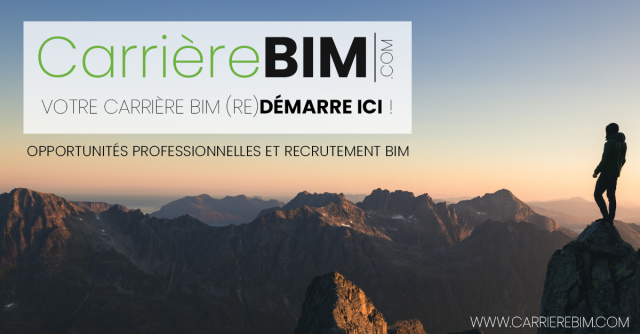 CarrièreBIM.com: your BIM career (re) starts here!