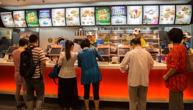 BIM for fast food buildings