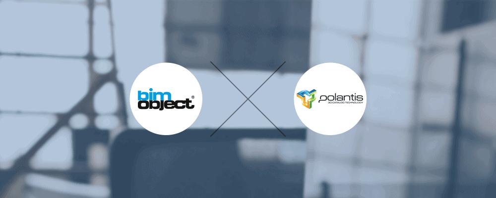 Le BIM vu par les industriels et les objets BIM fournis par les sociétés spécialisées - BIMobject et Polantis