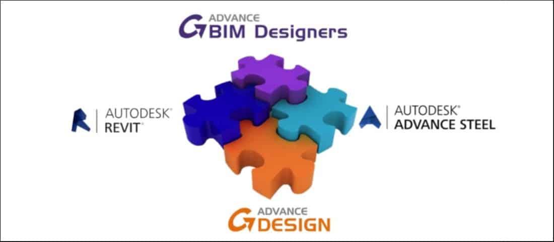 GRAITEC BIM Designers 3D, ferraillage sous Revit #AU