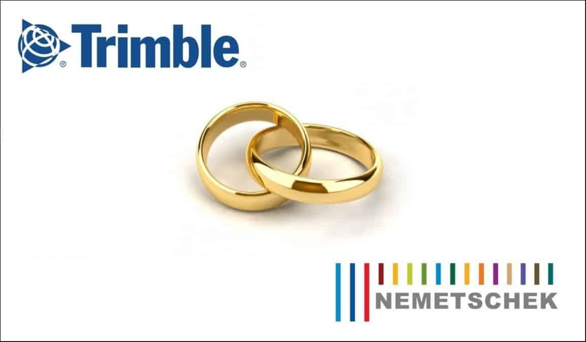 Trimble et Nemetschek s'allient pour promouvoir l'OpenBIM mais pas seulement