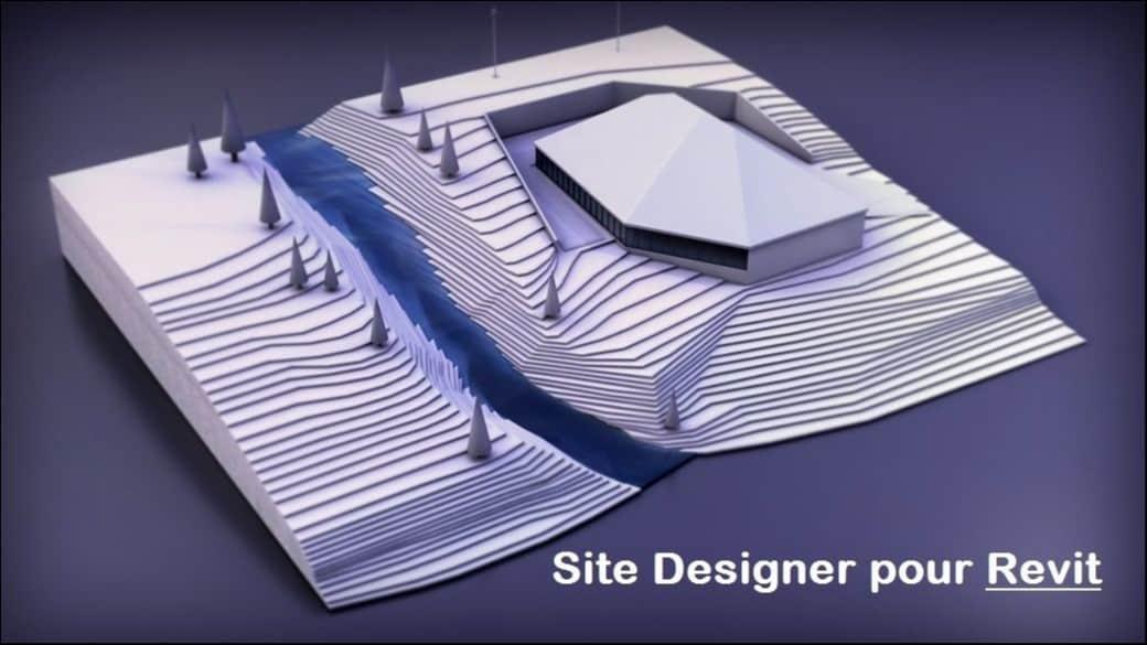Tout sur « Site Designer » pour Revit avec Philippe LE RU de Prodware France
