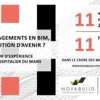 Les aménagements en BIM une solution d'avenir ? Retour d'expérience du Centre Hospitalier du Mans | HUB INNOV INFRA