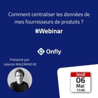 Webinaire/ Comment centraliser les données de mes fournisseurs de produits ?