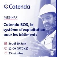 Catenda BOS, le système d'exploitation pour les bâtiments