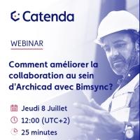Comment améliorer la collaboration au sein d'Archicad avec Bimsync?