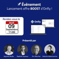 Launch of Onfly's BOOST offer