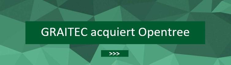 GRAITEC acquiert Opentree