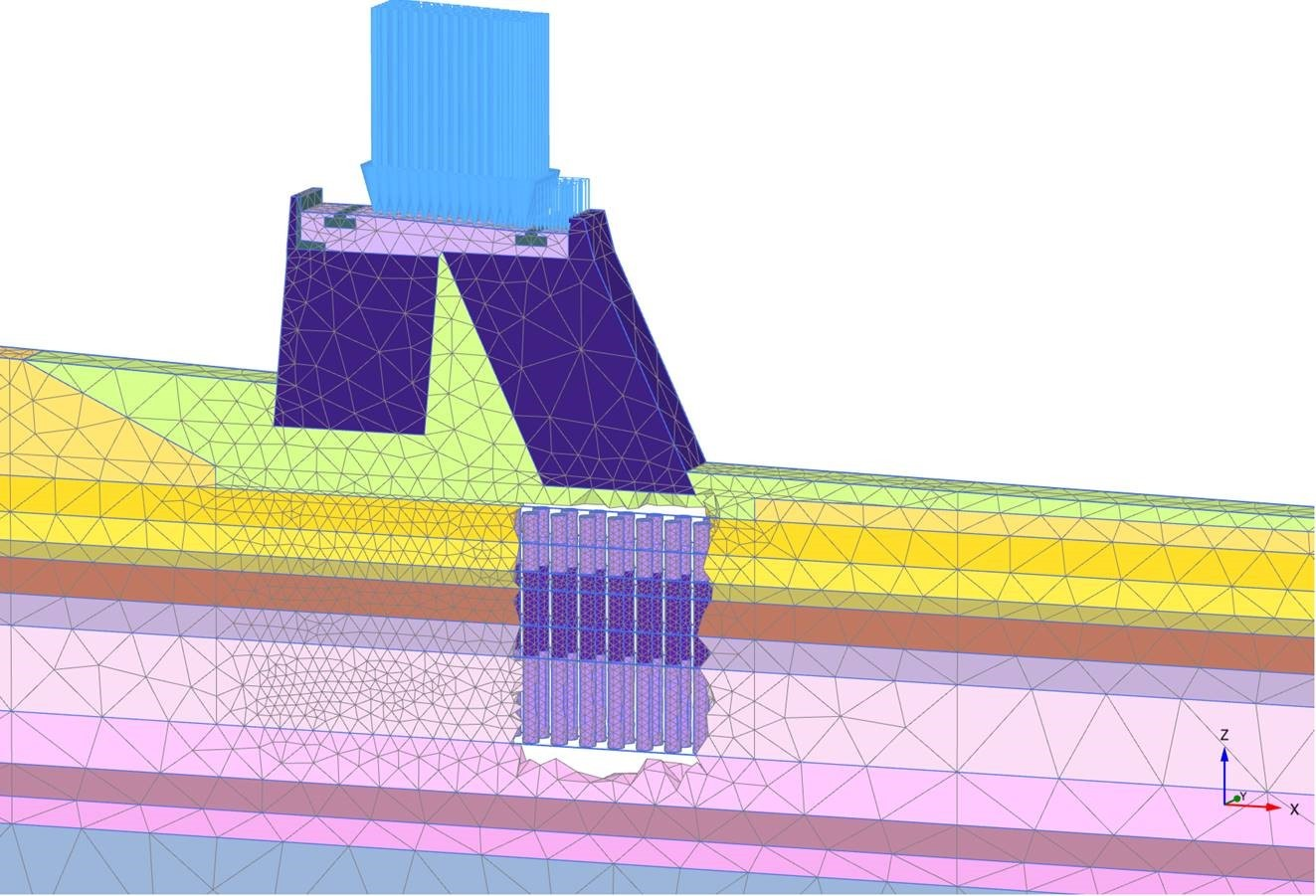 When users share their experience with PLAXIS, 3D geotechnical engineering software