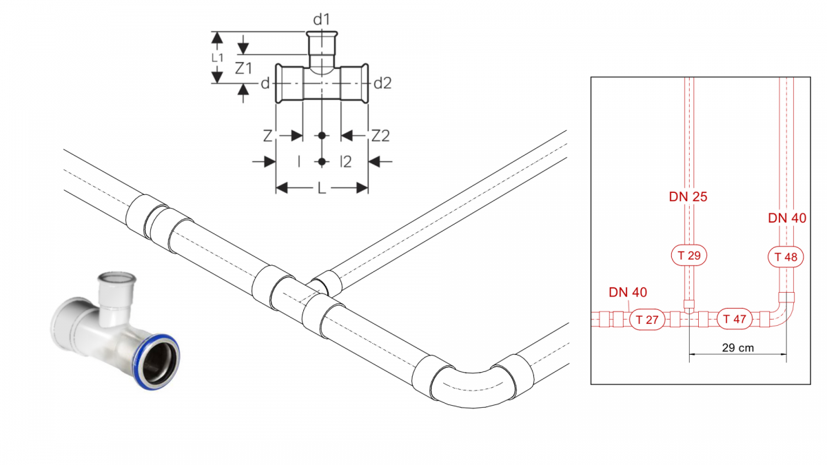 Catalogues de tubes et raccords hydrauliques