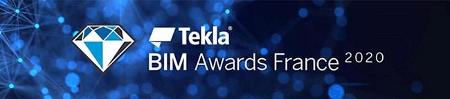 Trimble dévoile les lauréats des Tekla BIM Awards France 2020