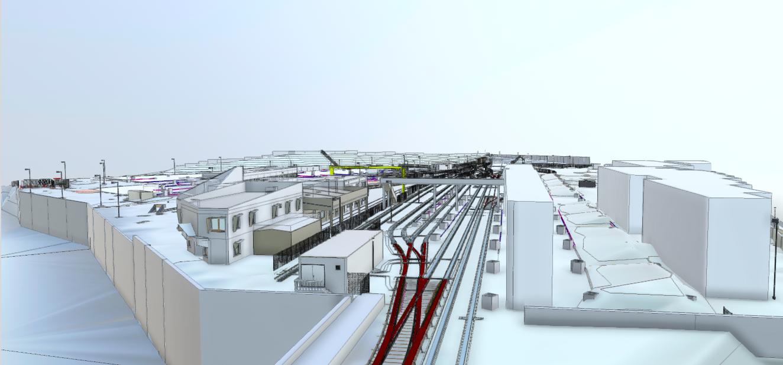 Le BIM et les infrastructures ferroviaires