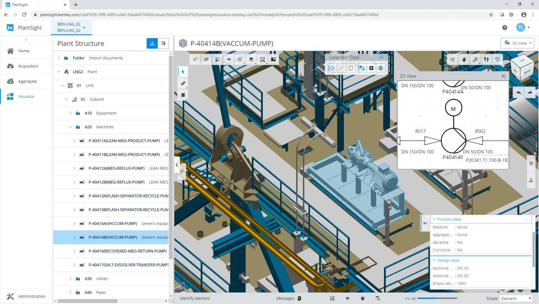 Webinaire : PlantSight, LE jumeau numérique pour l'industrie de process