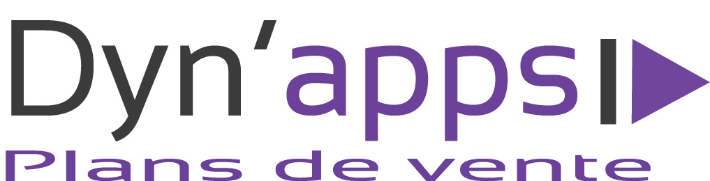 logo Dyn'apps Plans de vente