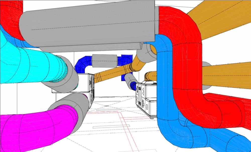 Le spécialiste des fluides Armor Ingenierie fait son passage au BIM