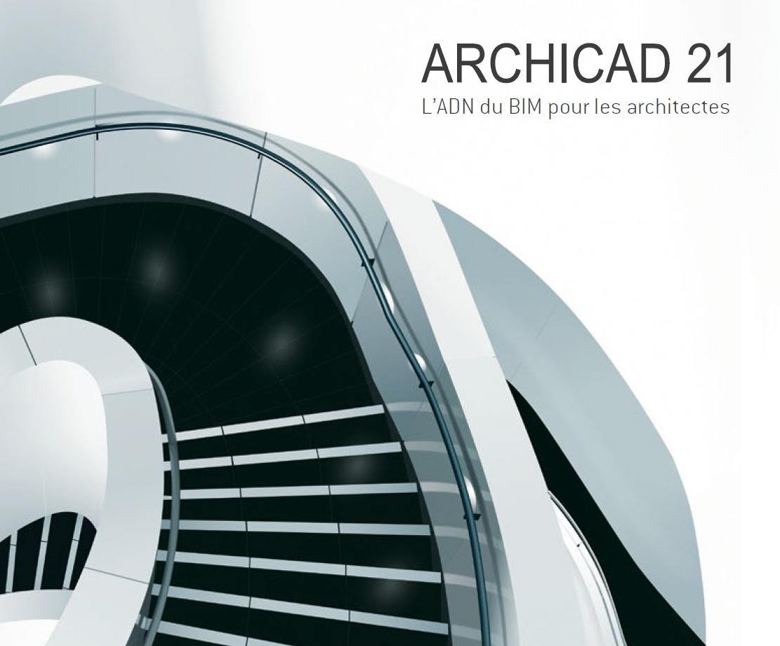 Nouveautés ArchiCAD 21