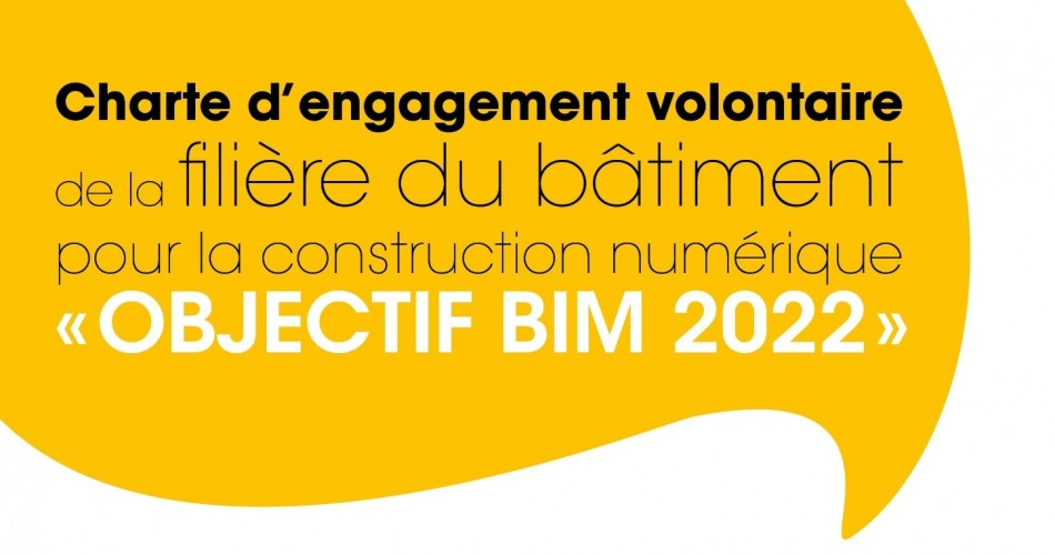 Objectif BIM 2022
