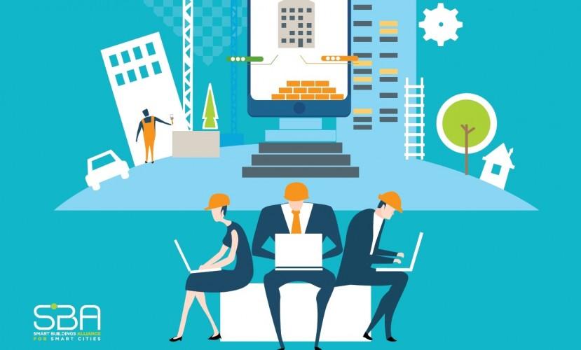 Conception, construction et exploitation-maintenance : Le cadre de référence BIM par Smart Buildings Alliance