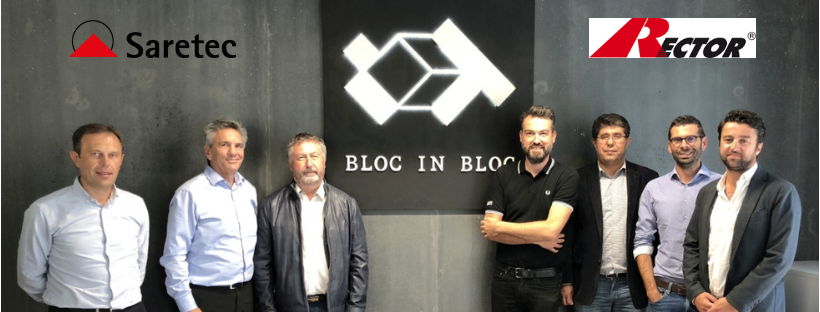 Bloc in Bloc the Nantaise startup specialized in BIM & augmented reality raises 550 000 €