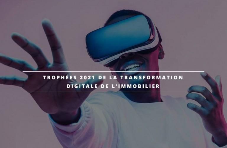 HEXABIM partenaire de la 2e édition des Trophées de la Transformation Digitale de l'Immobilier