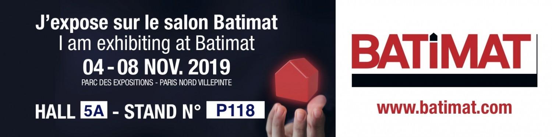 Retrouvez Catenda au Batimat 2019 !