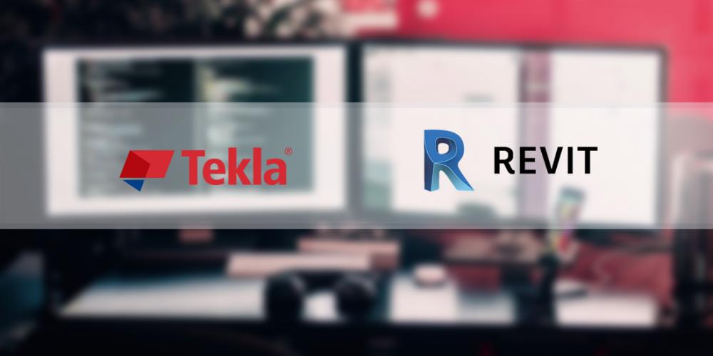 #Initiative #openBIM : comment assurer un transfert fluide de modèles entre Tekla Structures et Autodesk Revit
