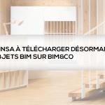 Les parquets FINSA à télécharger désormais en objets BIM sur BIM&CO