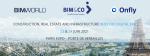 Les équipes BIM&CO et Onfly seront présentes au BIM World 2021