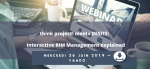 Webinar: case of uses of the platform BIM DESITE (model checking, clash detection, 4D, 5D ..)