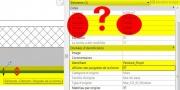 Eléments & Phases pour le métré, problème de l'outil modifier la forme