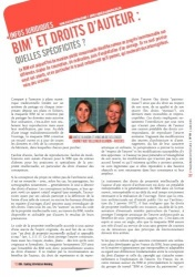 BIM et droits d'auteur - Passion architecture
