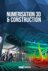Numérisation 3D & Construction
