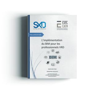 L'implémentation du BIM pour les professionnels VRD