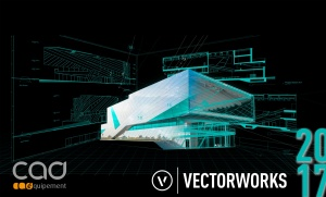 Vectorworks 2017, une vraie solution BIM