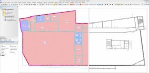 Définir un modèle thermique à partir d'un modèle architectural avec Plancal Nova de Trimble
