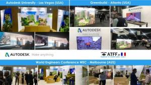 ATFF - Relevé pour la rénovation d'une école à Epernay - Autodesk Service Market Place