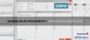 Une application Revit gratuite pour placer les gammes de produits SANHA (PLiP)