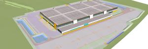 GA Smart Building – Plateforme Logistrielle