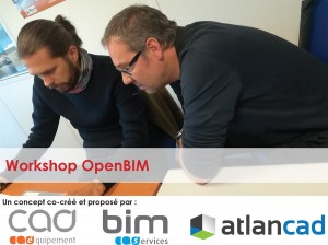 Workshop OpenBIM - formation innovante
