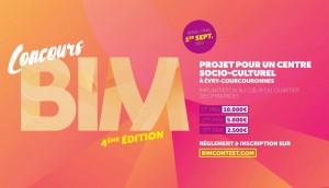 Concours BIM 2019 : au cœur des Pyramides d'Évry-Courcouronnes