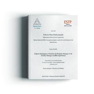 Enjeux stratégiques et frontière du Property Manager et du Facility Manager en BIM exploitation
