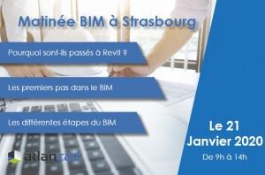 Matinée BIM à Strasbourg