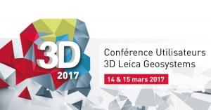 5ème édition de la conférence 3D francophone